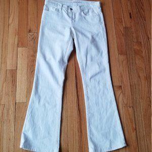 J Brand white jeans Size 26